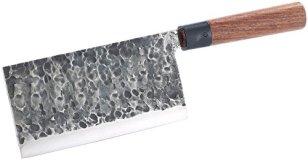 TokioKitchenWare-Chinesisches-Kochmesser-Chinesisches-Hackmesser-handgefertigt-Asien-Messer
