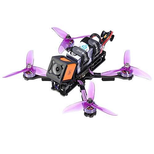 Qnlly Wizard X220HV 6S FPV Racing RC Drone PNP con F4 OSD 45A 40CH 600mW Foxeer Arrow Mini PRO Cam