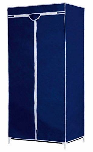 Armadio Guardaroba in Tessuto misura 160x75x50 cm