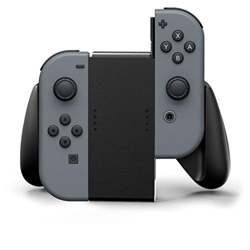 Microware Nintendo Switch Joy-Con Comfort Grip - Black - Nintendo Wii, GameCube