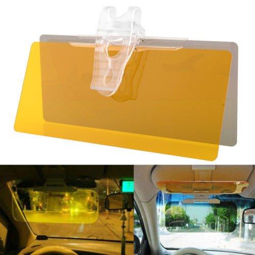 Sevia Tac Visor Day/Night Anti Glare Visor-Driving HD Vision Car Glasses Anti-Glare