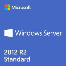 Microsoft Win Srv 2012 R2 Standard x64 EN [import allemand]