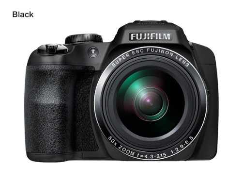 Fujifilm FinePix SL1000 16.2MP Digital Camera with 3-Inch LCD (Black)
