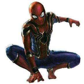 ERTSDFXA Spiderman Cosplay Medias para Disfraces Hierro Spiderman Impresión 3D Disfraz De Halloween Pelota De Pelota Props Medias Siamesas Partido,Red-M