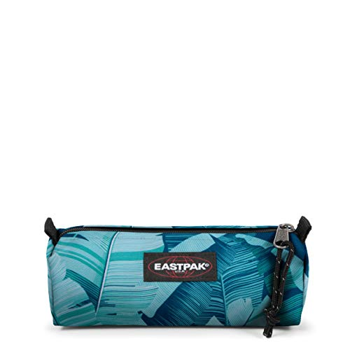 Eastpak Benchmark Single Astuccio, 21 cm, Blu (Brize Banana)