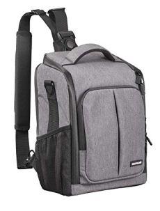 Cullmann Malaga Combi Backpack 200, Mochila, Foto Funda Gris