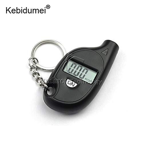 kebidumei 2-150 PSI Mini Digital Tire Guage LCD Display Auto Wheel Tire Air Pressure Gauge Meter Test Tyre Tester