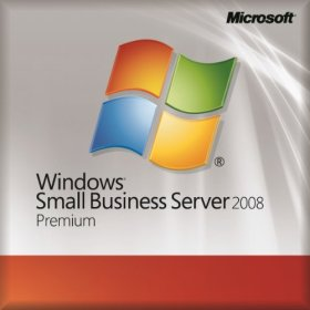 Microsoft OEM Small Business Server 2008 - PREM 5 PREM CAL (PC CD) [Import anglais]