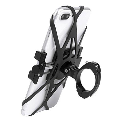 Handyhalterung-Fahrrad-CHOETECH-Anti-Shake-Aluminiumlegierung-Handyhalter-Universal-Motorrad-Mountainbike-fr-iPhone-X8-Plus-Samsung-S9-PlusS8-Alle-40-62-Zoll-Smartphones-GPS-Gerte