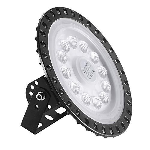 50W UFO LED ad alta luce della baia, luce diurna IP65 bianca impermeabile commerciale baia...