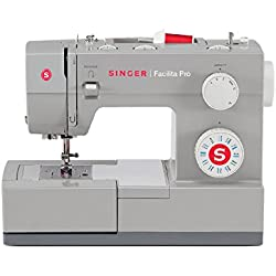 Singer smc4423 – Sewing Machine (Electric, Stainless Steel)