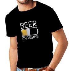 lepni.me Camisetas Hombre Emborracharse, Ropa Divertida para Beber Alcohol, Ideas Divertidas de Regalos para Amantes de La Cerveza