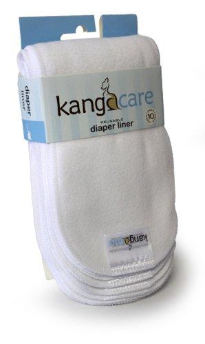 Kanga Care Stay Dry - Inserti per pannolini lavabili, in micropile