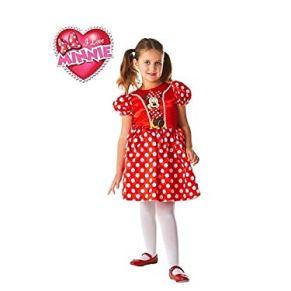 DISBACANAL Disfraz Minnie Mouse Disney - 5-6 año