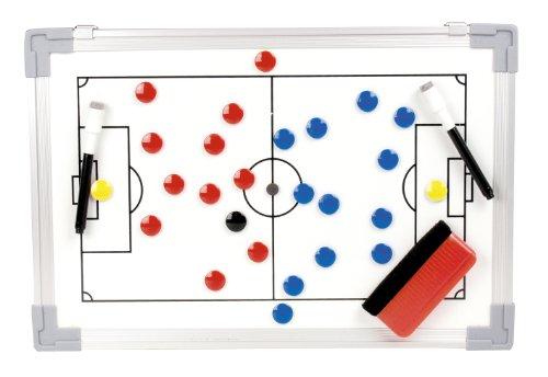 b+d Coachboard Professional calcio inclusi magneti lavagna magnetica strategia tattica bordo (90 x...
