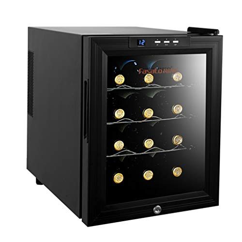 12 bottiglia di vino termoelettrico dispositivo di raffreddamento - rosso e vino bianco Chiller -...
