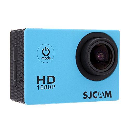 SJCAM SJ4000 Action Sport Cam HD1080P impermeabile Camera con batteria e USB Accessori 1.5' 170° Wide Angle Lens
