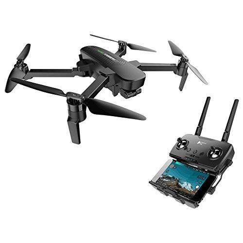 RONSHIN LanLan Hubsan Zino PRO GPS 5G WiFi 4KM FPV con Telecamera UHD 4K Panoramiche della Sfera cardanica a 3 Assi RC Drone Quadcopter RTF Regolamento Europeo