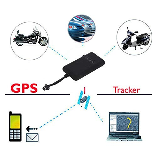ELECTROPRIME Mini Realtime Car GPS GSM Tracker Locator Car/Vehicle/Motorcycle Tracking Device