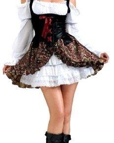 Rubies Disfraz Lady Pirate Costume