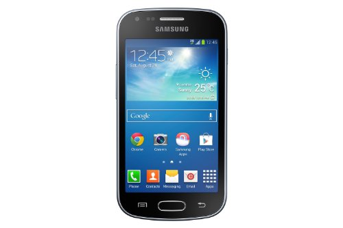 SAMSUNG GALAXY TREND PLUS GT-S7580 NERO