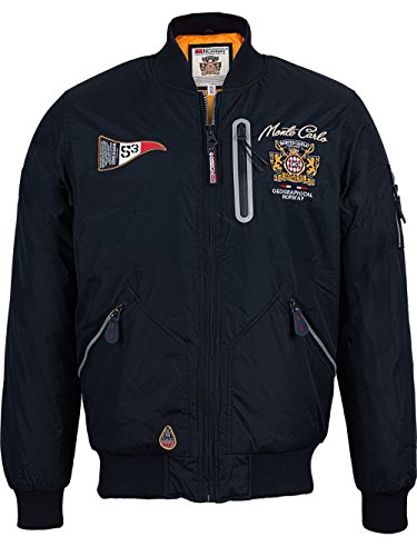Geographical Norway Uomo Bomber Giacca Nuova Collezione L