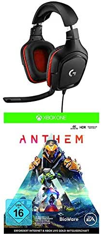LogitechG332 Gaming-Kopfhörer + Anthem - Standard Edition - [Xbox One]