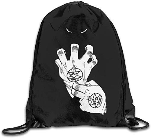 engzhoushi Zaino con Coulisse,Sacchetto,Borsa Palestra Drawstring Bag Portable Travel Daypack Gym...