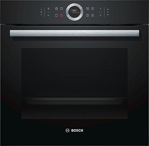 Bosch, Serie 8 Hbg635Bb1, Forno Elettrico, Nero