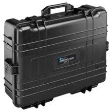 Outdoor case, Type 65, black, empty
