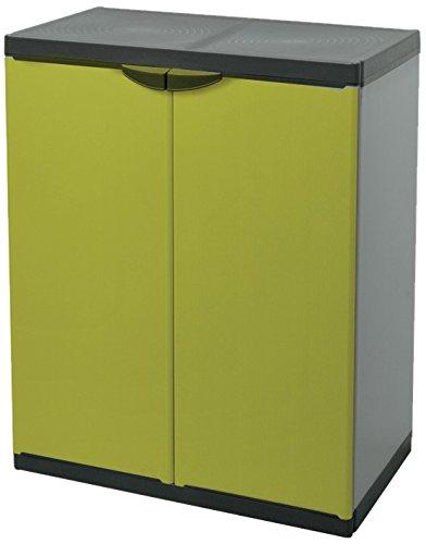 Mongardi 7815C12 Armadio Basso,colore:verde
