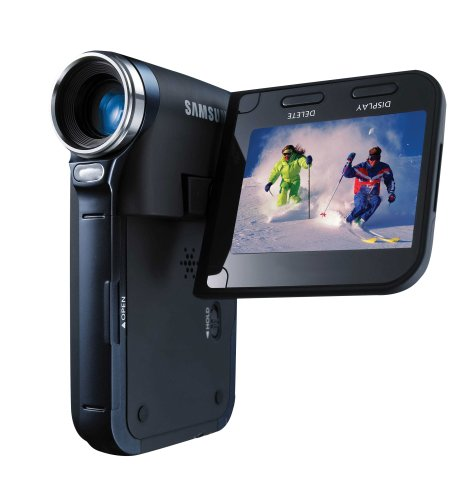 Samsung SC-X300 Flash Memory Divx Camcorder with 10x Optical Zoom (Discontinued by Manufacturer)