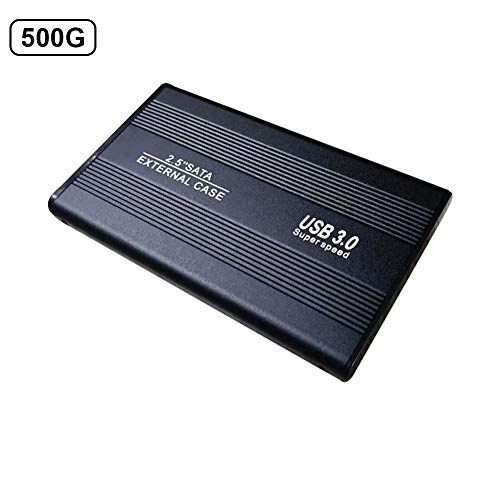 LiféUP Disco Rigido Esterno, 2,5 Pollici USB 3.0 Solid State SSD Mobile Hard Disk Ad Alta velocità...