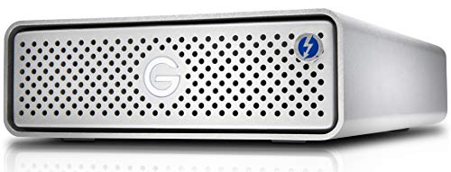 G-Technology G-Drive Hard Disk Thunderbolt 3, 6 TB
