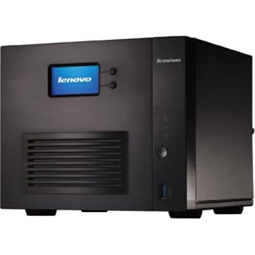 Lenovo Iomega Lenovo ix4-300d NAS (4Bay) senza HDD