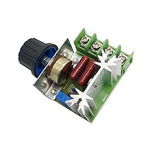 STARE89, regolatore di tensione AC 220V 4000W tensione di velocità Governatore, SCR Electronic...