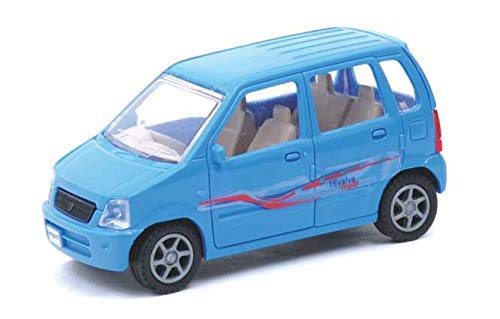 Centy Toys Wagon-R Pull Back Car (Assorted Color)