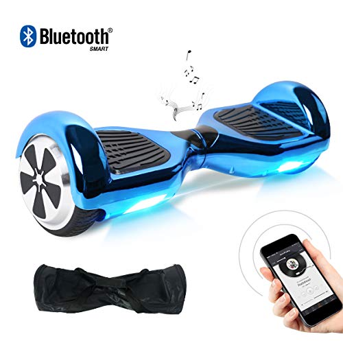 "BEBK Hoverboard, 6.5"" Self Balance Scooter mit 2 * 350W Motor, LED Lights Elektro Scooter (031)"