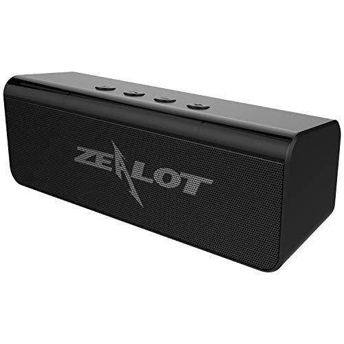 Altoparlante Bluetooth Portatili,Zealot S31 Cassa Bluetooth 5.0 Speaker Wireless Stereo Suono...