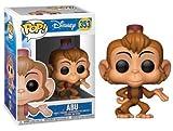 Funko- Disney: Aladdin: Abu Personaggio, Multicolore, 9 cm, 24923