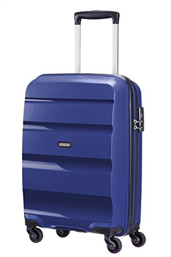 American Tourister Bon Air, Bagaglio a Mano Unisex, Blu (Midnight Navy), 31.5 liters, S (55cm-31.5L)