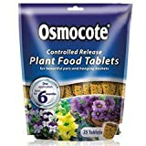 Osmocote Controlled Release Plant Food Tablets Pack 25 - 018501