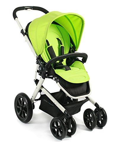 CHIC 4 BABY Passeggino sportivo'Pronto' Design 2015, Verde (grün)
