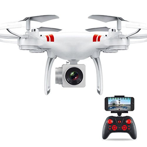 Drone con telecamera - beautyjourney quadricottero drone telecamera quadcopter drone per bambini...