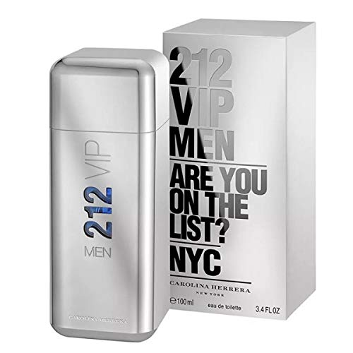 Carolina Herrera 212 VIP Men Eau de Toilette, 100ml