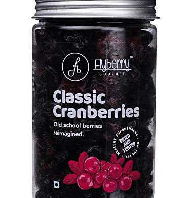 Flyberry Gourmet Classic Cranberries 100g 2
