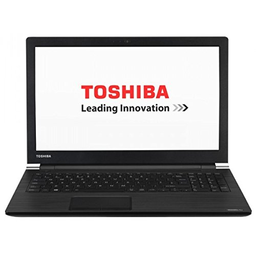 "Toshiba Satellite Pro R50-C-1E8 - Ordenador portátil de 15.6"" HD (Intel Celeron 3855U, 4 GB, 128GB SSD, Intel HD Graphics 520, Windows 10 Pro) - Teclado QWERTY Español"