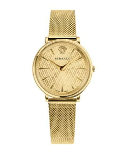 Versace V-Circle VE8100619 - Orologio da donna