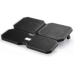 Deepcool Multi Core X6 Notebook Cooler (Black)