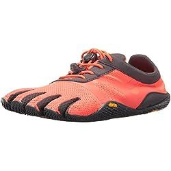 Vibram FiveFingers Kso Evo, Chaussures de Fitness Femme, Violet (Fire Coral / Grey), 39 EU